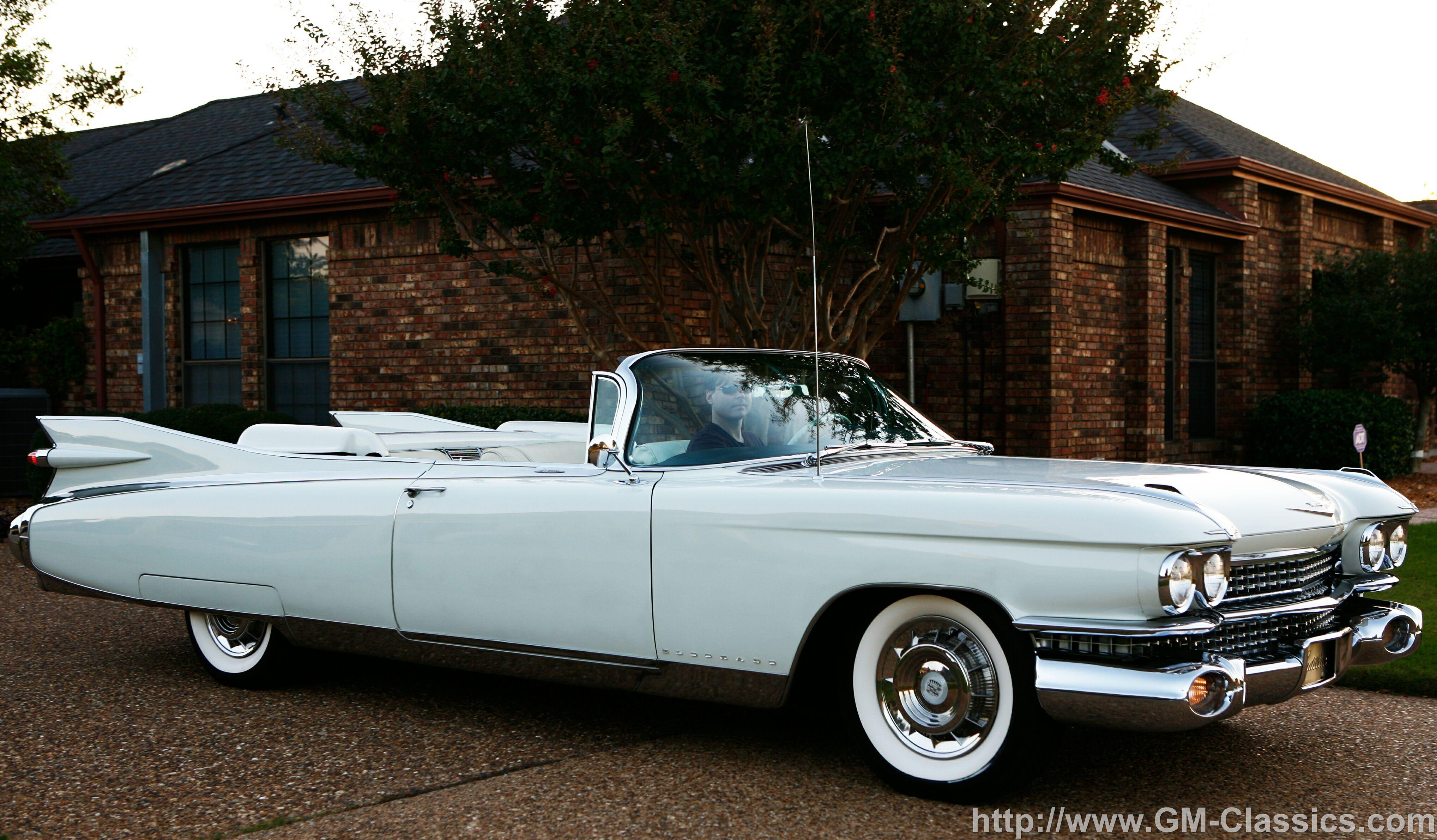 1959 Cadillac Eldorado Biarritz - Matt Garrett