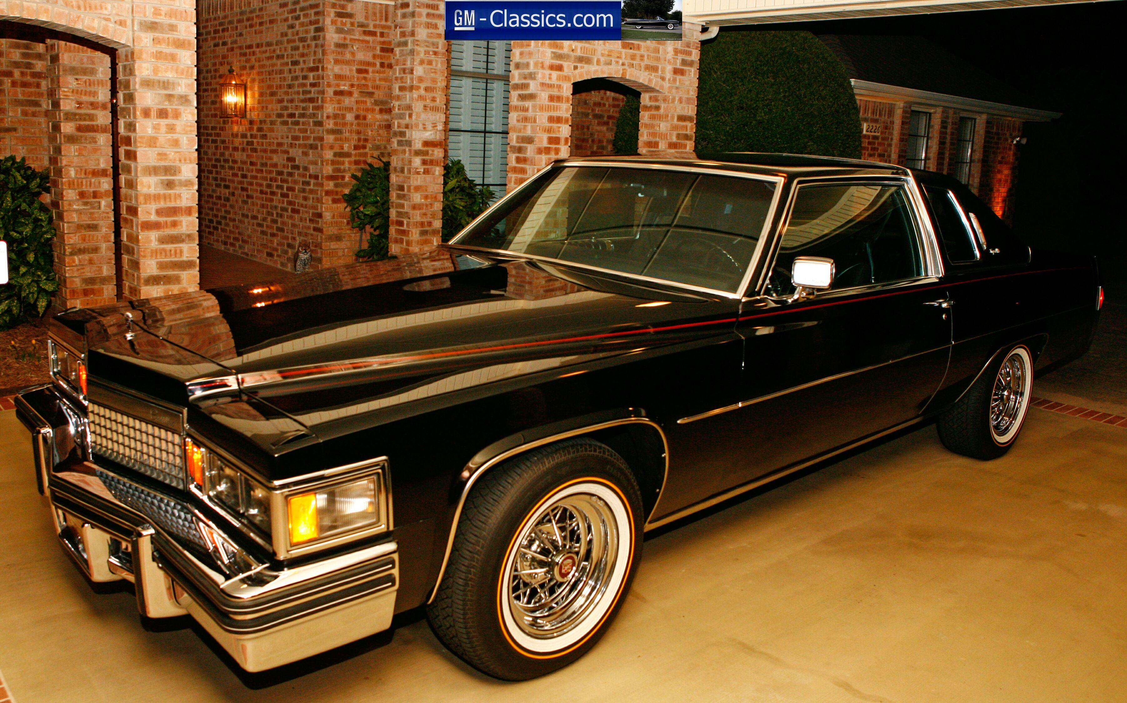 Most Fun Cars To Drive >> 1979 Cadillac Coupe Deville - Matt Garrett