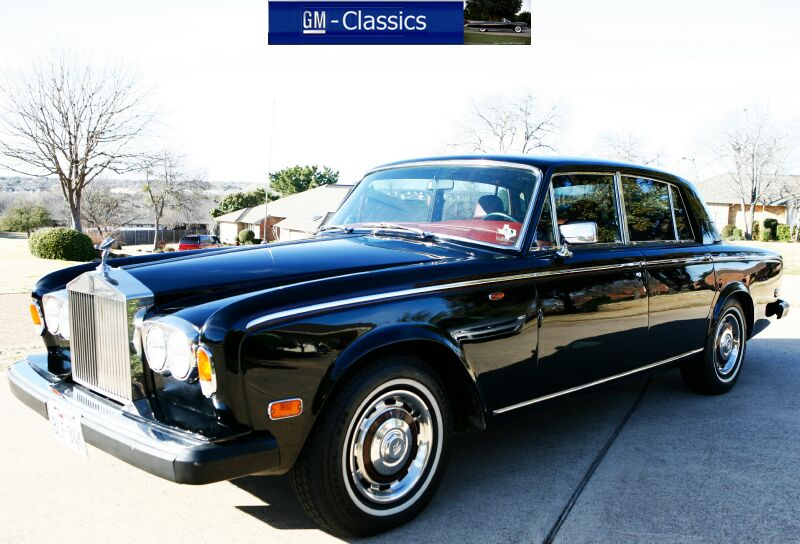 1979 rolls royce silver shadow ii matt garrett for Rolls royce motor cars dallas