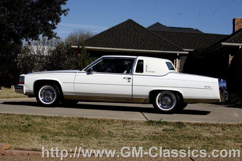 1985 Cadillac Fleetwood Coupe  Matt Garrett