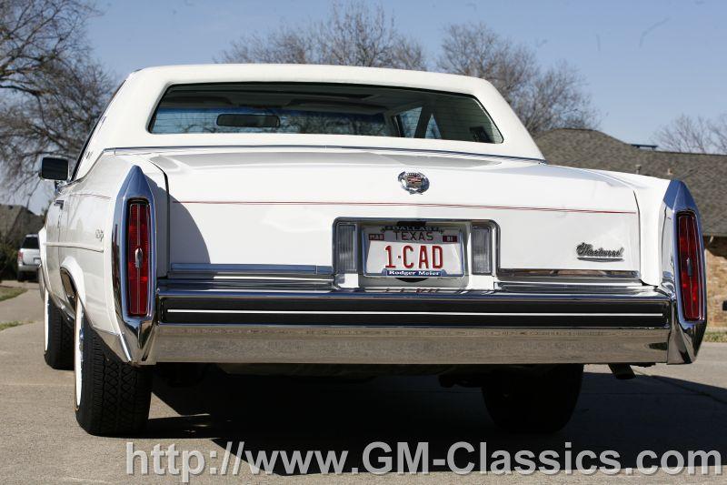 1985 Cadillac Fleetwood Coupe - Matt Garrett